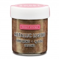 Metallic Luster Dust - Burnt Bronze by Sweet Sticks