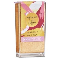 Metallic Luster Dust - Pure Gold by Sweet Sticks