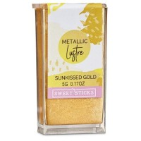 Metallic Luster Dust - Sunkissed Gold by Sweet Sticks