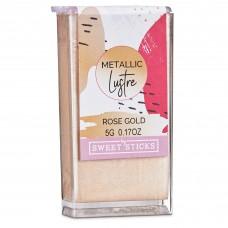Metallic Luster Dust - Rose Gold by Sweet Sticks