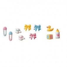 Deluxe Baby Assortment DEC-ONS by Lucks