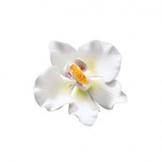 Orchidée en pastillage 4'' de Decopac