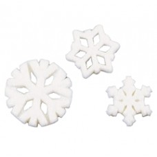 Sucre Dec-ons Flocons de neige Assortiment de Lucks