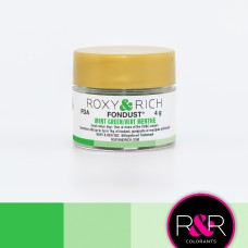 Colouring Fondust Mint Green by Roxy & Rich