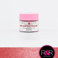 Highlighter Dust Red Sparkle by Roxy & Rich