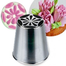 Russian Pastry Tip Drop flower - 241