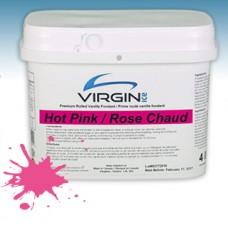 Fondant à rouler Virgin Ice Rose Chaud - Pâte à sucre - 4 lbs