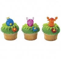 Cupcake Rings The Backyardigans Decorings by Decopac