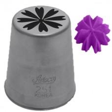 Douille russe à fleur - 251