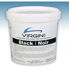 Fondant à rouler Virgin Ice Noir - Pâte àsucre - 2 lbs