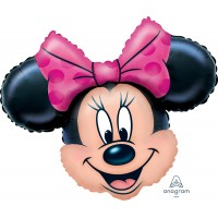 Mylar Balloon Minnie Mouse by Anagram