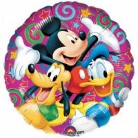 Ballon Mylar La Maison de Mickey de Anagram