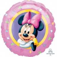 Mylar Balloon Minnie Mouse Portrait by Anagram