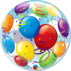 Bubble Balloon Balloon by Qualatex