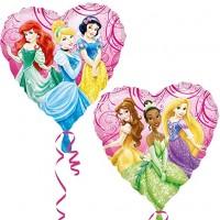 Ballon Mylar Princesse Disney (2 faces) de Anagram
