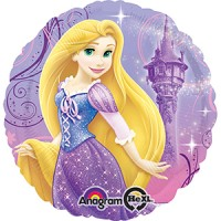 Ballon Mylar Princesse Raiponce de Anagram