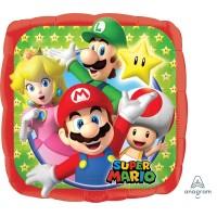 Ballon Mylar Super Mario de Anagram