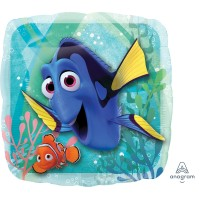Mylar Balloon Finding Dory by Anagram