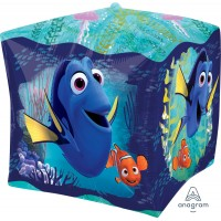 Mylar Balloon Finding Dory Cubez by Anagram