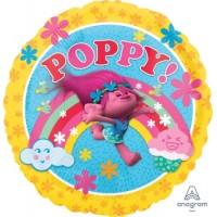 Ballon Mylar Trolls - Poppy de Anagram