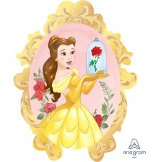 SuperShape Mylar Balloon Disney's Princess Belle by Anagram
