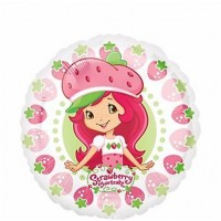 Mylar Balloon Strawberry Shortcake by Anagram