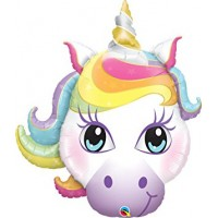 Mylar Balloon Unicorn by Qualatex