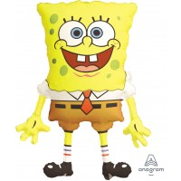 Mylar Balloon SpongeBob SquarePants by Anagram