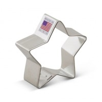 Cookie Cutter Star 2¾'' by Ann Clarks Cookie Cutters Co.