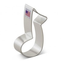 Cookie Cutter Music Note by Ann Clarks Cookie Cutters Co.