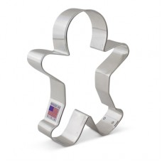 Cookie Cutter Gingerbread Man Large by Ann Clarks Cookie Cutters Co.