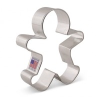 Cookie Cutter Gingerbread Man Medium by Ann Clarks Cookie Cutters Co.