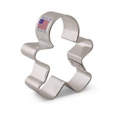Cookie Cutter Gingerbread Man Small by Ann Clarks Cookie Cutters Co.