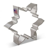 Cookie Cutter Icy Snowflake by Ann Clarks Cookie Cutters Co.