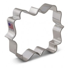 Cookie Cutter LilaLoa's Square Plaque  by Ann Clarks Cookie Cutters Co.