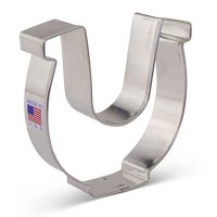 Cookie Cutter Horseshoe by Ann Clarks Cookie Cutters Co.