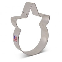 Cookie Cutter LilaLoa's Unicorn Face by Ann Clarks Cookie Cutters Co.