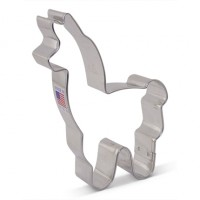 Cookie Cutter Llama by Ann Clarks Cookie Cutters Co.