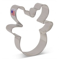 Cookie Cutter Flour Box Bakery's Reindeer Head by Ann Clarks Cookie Cutters Co.
