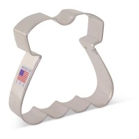 Cookie Cutter Tunde's Creations Baby Dress by Ann Clarks Cookie Cutters Co.