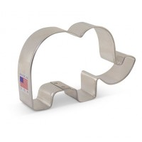 Cookie Cutter Cute Elephant by Ann Clarks Cookie Cutters Co.