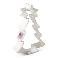 Cookie Cutter Christmas Tree with Star by Ann Clarks Cookie Cutters Co.