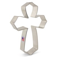 Cookie Cutter Tunde's Creations Large Cross by Ann Clarks Cookie Cutters Co.