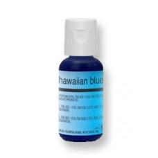 Airbrush Color - Hawaiian Blue by ChefMaster