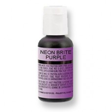 Airbrush Color - Neon Brite Purple by ChefMaster