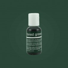 Liqua-Gel Food Coloring Forest Green 20 g by ChefMaster