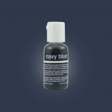 Liqua-Gel Food Coloring Navy Blue 20 g by ChefMaster