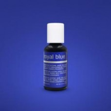 Liqua-Gel Food Coloring Royal Blue 20 g by ChefMaster