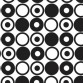 Mod Circles Texture Mat by Ck Products