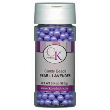 Candy Beads by Ck Products - Pearl lavender